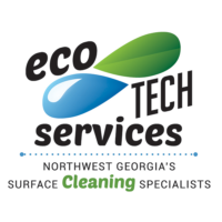 Eco-Tech Logo Surface (outlined)