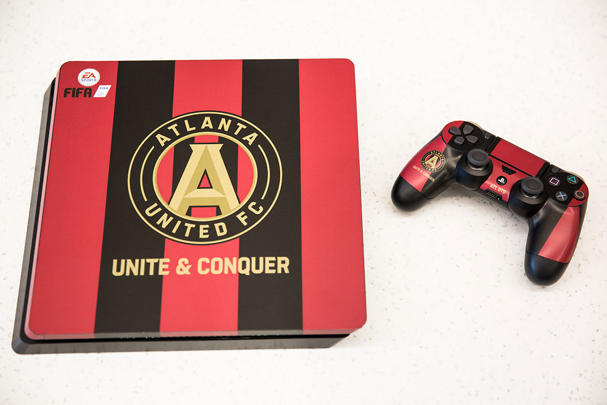 Atlanta United PS4